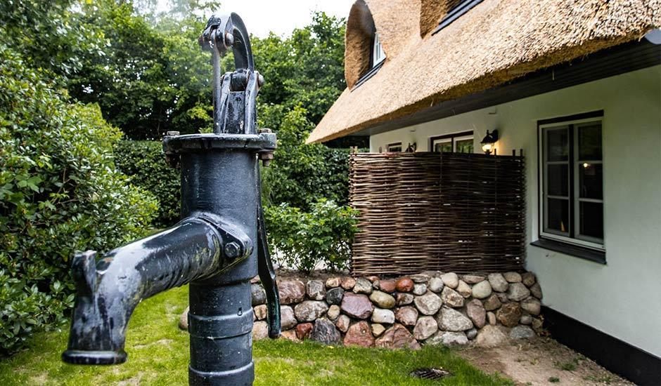 Brunnenhaus Hoheneichen Hohwacht