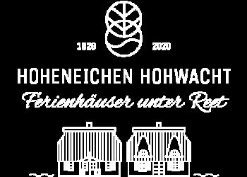 Logo der Ferienhäuser unter Reet Hoheneichen Hohwacht